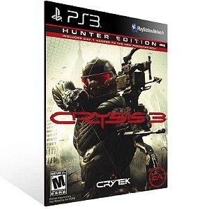 Crysis 3 Ultimate Bundle - Ps3 Psn Mídia Digital