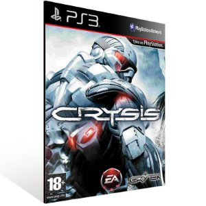 Crysis - Ps3 Psn Mídia Digital