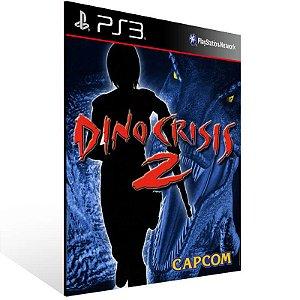 Dino Crisis 2 (Psone Classic) - Ps3 Psn Mídia Digital