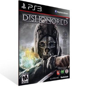 Dishonored - Ps3 Psn Mídia Digital