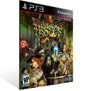 Dragons Crown - Ps3 Psn Mídia Digital