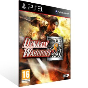 Dynasty Warriors 8 - Ps3 Psn Mídia Digital