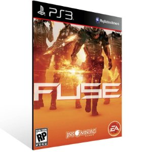 Fuse - Ps3 Psn Mídia Digital