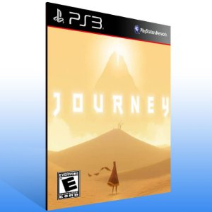 Journey - Ps3 Psn Mídia Digital