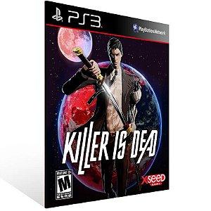Killer Is Dead - Ps3 Psn Mídia Digital