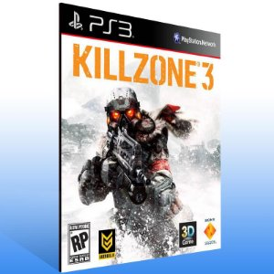 Killzone 3 Multiplayer - Ps3 Psn Mídia Digital