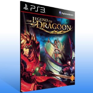 Legend Of Dragoon - Ps3 Psn Mídia Digital