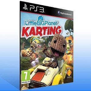 Littlebigplanet Karting - Ps3 Psn Mídia Digital