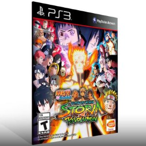 Naruto Shippuden Ultimate Ninja Storm Revolution - Ps3 Psn Mídia Digital