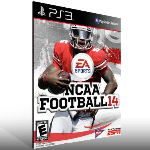 NCAA Football 14 - Ps3 Psn Mídia Digital