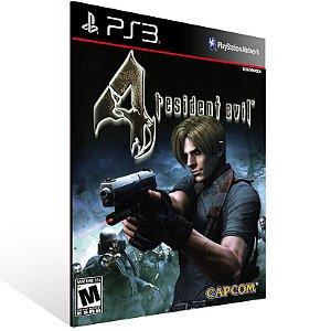 Resident Evil 4 HD - Ps3 Psn Mídia Digital