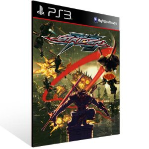Strider - Ps3 Psn Mídia Digital