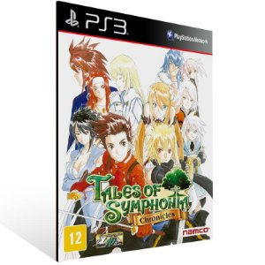 Tales of Symphonia Chronicles - Ps3 Psn Mídia Digital