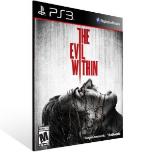 The Evil Within - Ps3 Psn Mídia Digital