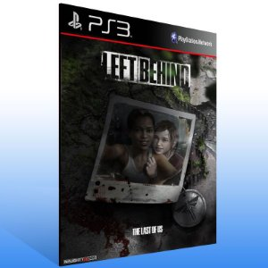 The Last of Us: DLC Left Behind - Ps3 Psn Mídia Digital