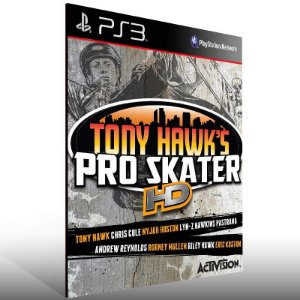 Tony Hawks Pro Skater HD - Ps3 Psn Mídia Digital