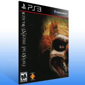 Twisted Metal Black - Ps3 Psn Mídia Digital