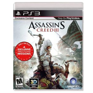 Assassins Creed 3 Ultimate Edition - Ps3 Psn Midia Digital
