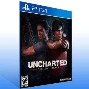 Uncharted The Lost Legacy - Ps4 Psn Mídia Digital