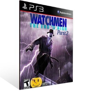 Watchmen The End is Nigh Part 2 - Ps3 Psn Mídia Digital