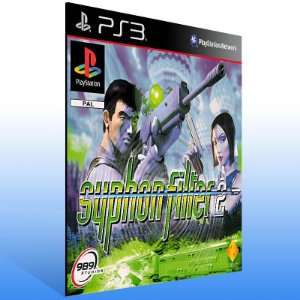 Syphon Filter 2 (Psone Classic) - Ps3 Psn Mídia Digital