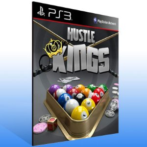 Hustle Kings - Ps3 Psn Mídia Digital