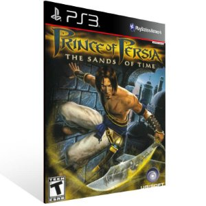 Prince of Persia Sands of Time HD - Ps3 Psn Mídia Digital