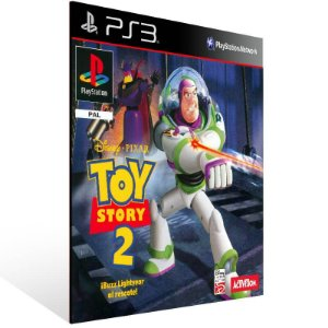 Toy Story 2 (Psone Classic) - Ps3 Psn Mídia Digital