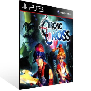 Chrono Cross (Psone Classic) - Ps3 Psn Mídia Digital