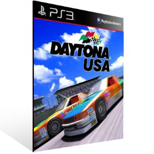 Daytona USA - Ps3 Psn Mídia Digital