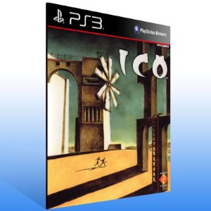 Ico - Ps3 Psn Mídia Digital