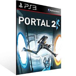 Portal 2 - Ps3 Psn Mídia Digital