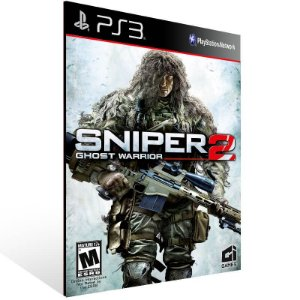 Sniper Ghost Warrior 2 - Ps3 Psn Mídia Digital