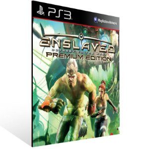 Enslaved Odyssey to the West Premium Edition - Ps3 Psn Mídia Digital