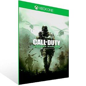 Call of Duty Modern Warfare Remastered - Xbox One Live Mídia Digital