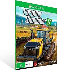 Farming Simulator 17 - Xbox One Live Mídia Digital