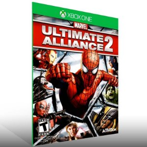 Marvel Ultimate Alliance 2 - Xbox One Live Mídia Digital