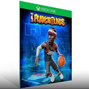 NBA Playgrounds - Xbox One Live Mídia Digital