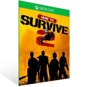 How to Survive 2 - Xbox One Live Mídia Digital