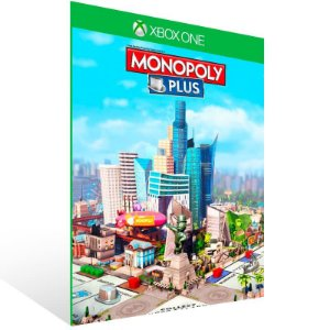 Monopoly Plus - Xbox One Live Mídia Digital