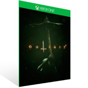 Outlast 2 - Xbox One Live Mídia Digital