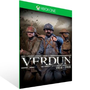 Verdun - Xbox One Live Mídia Digital