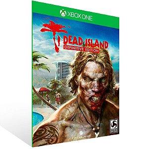Dead Island Definitive Edition - Xbox One Live Mídia Digital