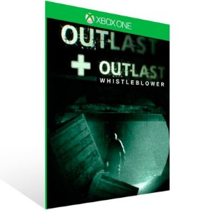 Outlast: Bundle of Terror - Xbox One Live Mídia Digital