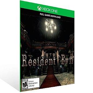 Resident Evil - Xbox One Live Mídia Digital
