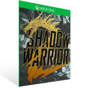 Shadow Warrior 2 - Xbox One Live Mídia Digital