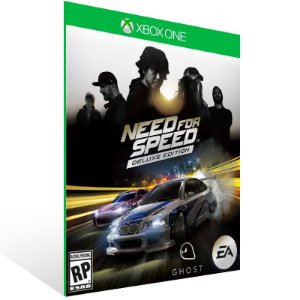 Need For Speed: Conjunto Deluxe - Xbox One Live Mídia Digital