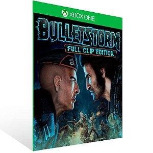 Bulletstorm Full Clip Edition - Xbox One Live Mídia Digital