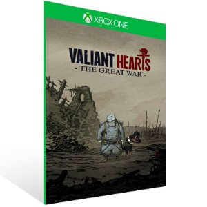 Valiant Hearts: The Great War - Xbox One Live Mídia Digital