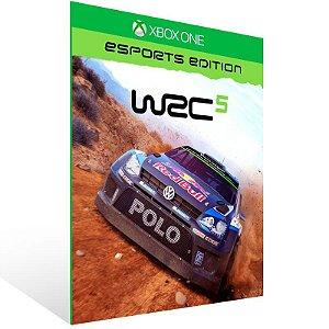 WRC 5: Esports Edition - Xbox One Live Mídia Digital